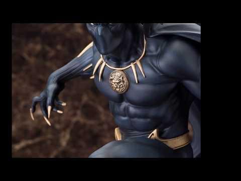 Фото чёрной пантеры.