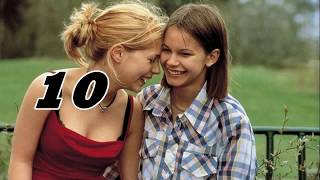 Top 10 lesbian movie / топ 10 фильмов про лесбиянок