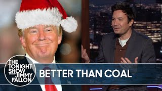 Trump Giving Out Pardons for Christmas | The Tonight Show