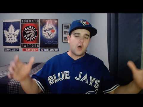 Blue Jays vs Red Sox Game 112  (August 7th, 2018)