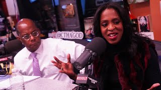 Stacey Tisdale And Roger Ferguson Speak On TIAA, Home Ownership, Social Security + More