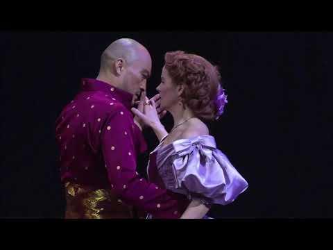 The King and I - London Palladium - New Trailer