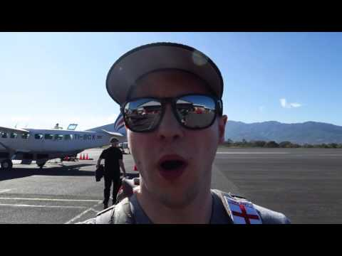 Costa Rica - getting there | video blog series