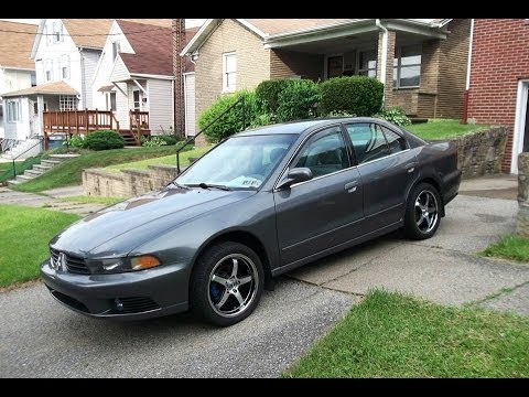 MODS TO MY 2003 GALANT SLIDESHOW  YouTube