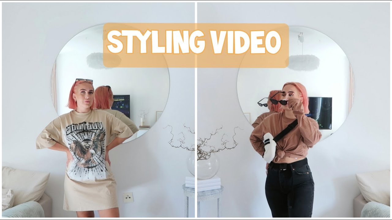 STYLING VIDEO/LOOKBOOK - HÖSTKLÄDER