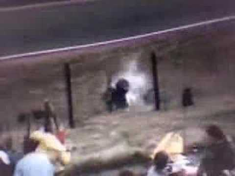 Manfred Winkelhocks Crash, Nordschleife 80