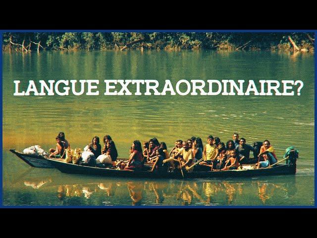 La langue la plus ÉTRANGE au MONDE - MLTP#39