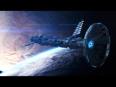 Epic Modern Futuristic Space Music | Emotive Sci-Fi Hybrid Orchestral Music Mix