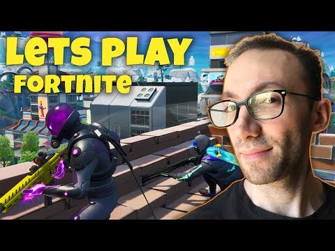 Lets Play Fortnite - گیم پلی فورتنایت و بعد از چند وقت دو نفره رفتیم