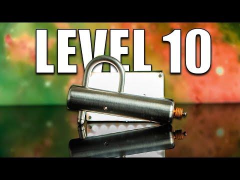Solving A $3000 Lock Puzzle!! Level 10