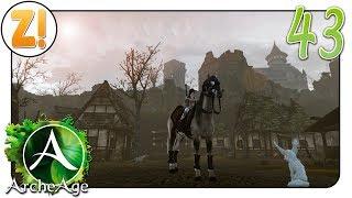ArcheAge: So viele Quests und keine Ahnung #43 | Let's Play [DEUTSCH]