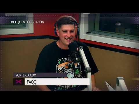 FAQQ SE SOMETE AL PING PONG - El Quinto Escalon Radio (11/12/17)