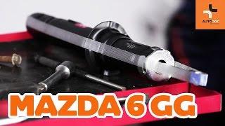 Πώς αλλαζω Αμορτισέρ MAZDA 6 Station Wagon (GY) - δωρεάν διαδικτυακό βίντεο