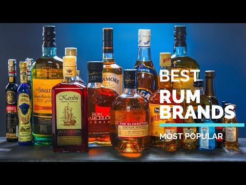 Most Popular: Top 10 Rum Brands In India 2020 | Best Alcohol Brands