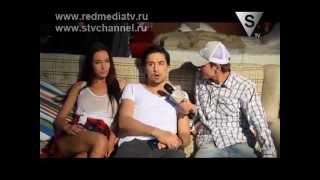 Съемки клипа Димы Билана Малыш