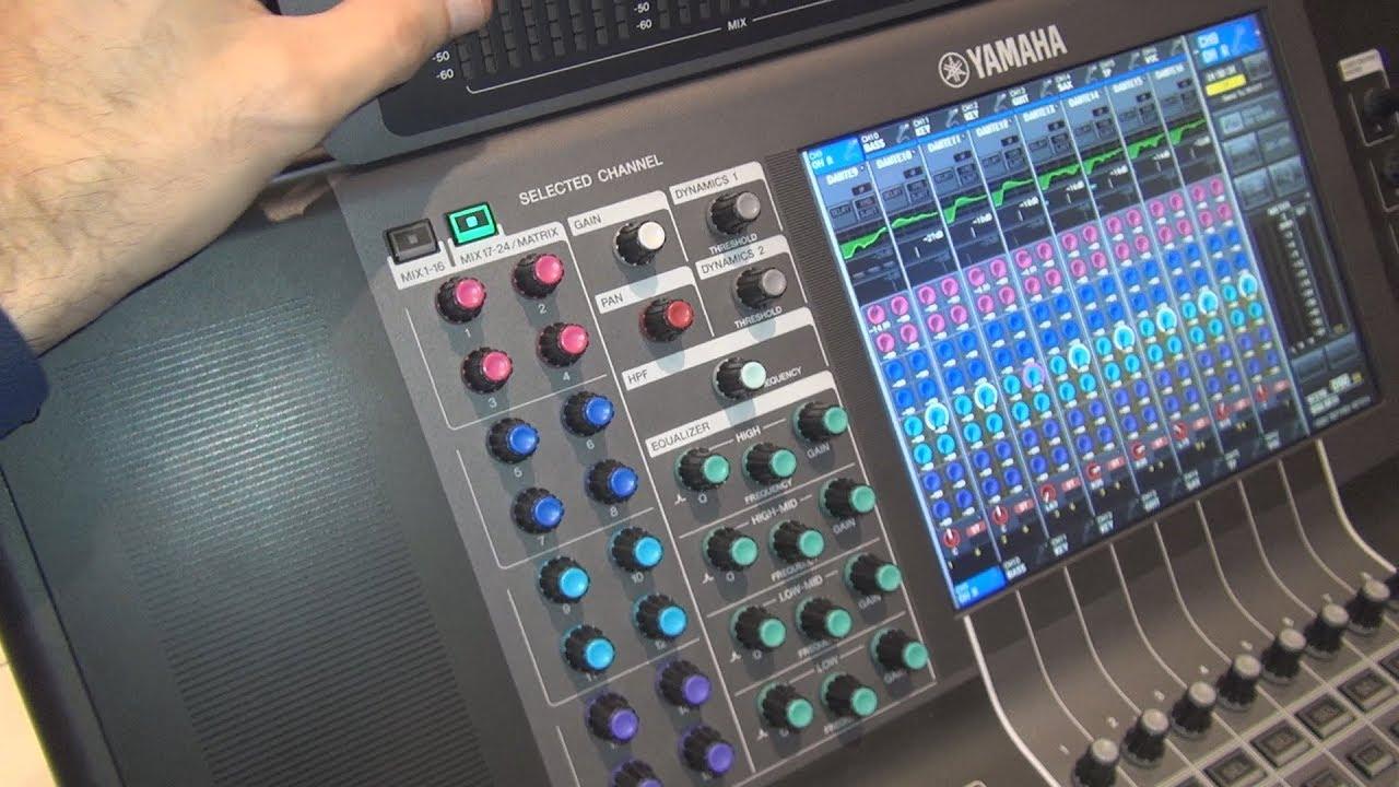 Yamaha CL1 Digital Mixer Windows 8 Drivers Download (2019)