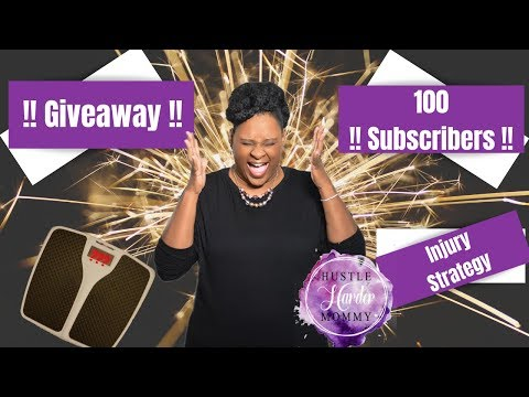 100-subscriber-giveaway-!!-intermittent-fasting-weight-loss-with-injury