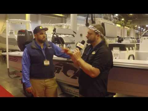 Gulf Coast Marine - Saber Cat Boats - 2017 Houston Boat Show