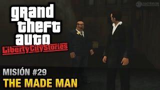 GTA Liberty City Stories - Misión #29 - The Made Man (Español/Sin Comentario - PCSX2)