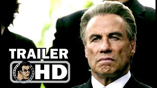 GOTTI Official Trailer (2017) John Travolta Mafia Thriller Movie HD