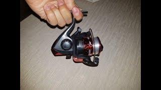 МЕГА дешевые катушки для рыбалки с Алиэкспресс. Рыболовная катушка с Алиэкспресс.