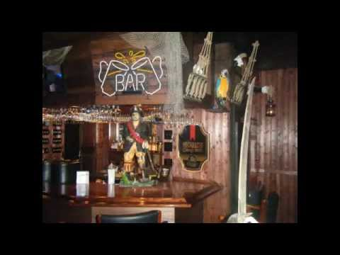 Pirate Themed Home Bar Project Youtube
