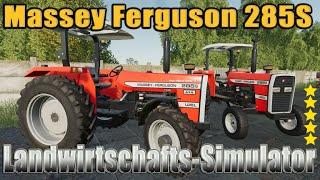 "[""Farming"", ""Simulator"", ""LS19"", ""Modvorstellung"", ""Landwirtschafts-Simulator"", ""Massey Ferguson 285S"", ""Massey Ferguson"", ""LS19 Modvorstellung Landwirtschafts-Simulator :Massey Ferguson 285S"", ""LS19 Modvorstellung Landwirtschafts-Simulator :Massey Fergus"