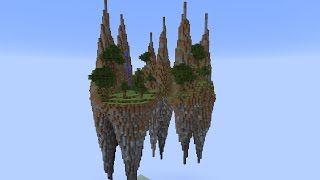 Building With Grian - Floating Islands!