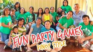 FUN CHRISTMAS PARTY GAMES | FUN AND CHEAP PARLOR GAME IDEAS | Filipino Christmas Party