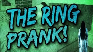 The ring prank