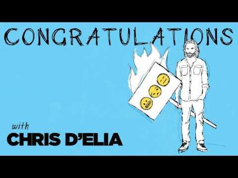 Congratulations Podcast w/ Chris D'Elia | EP27 - Queen of the Slammed