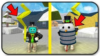 New Items Overpowered Lightning Bolt And Frosty In A Can - Roblox Snow Shoveling Simulator