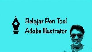 Belajar Pen Tool - Adobe Illustrator   Bahasa Indonesia