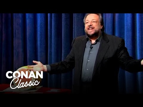 """Ricky Jay Teaches Conan & Jackie Chan How To Use Cards As Weapons - """"Late Night With Conan O'Brien"""""""