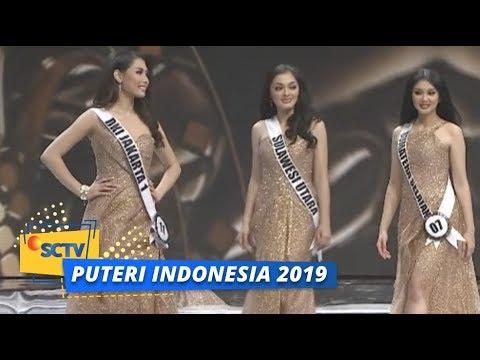 6 Besar Puteri Indonesia 2019