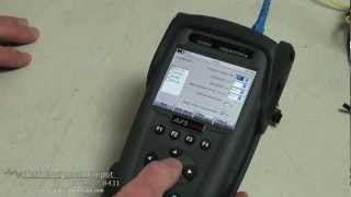 Advanced Fiber Solutions DR-500 Series Optical Time Domain Reflectometer