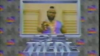 """The A-Team """"Be There"""" Commercial"""