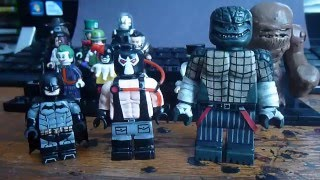Custom Lego Batman Minifigures and Package from Batman Arkham Knight 13