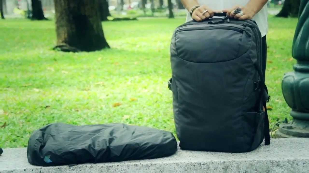 Minaal Carry On 1 0 Travel Backpack How To Start Packing Youtube