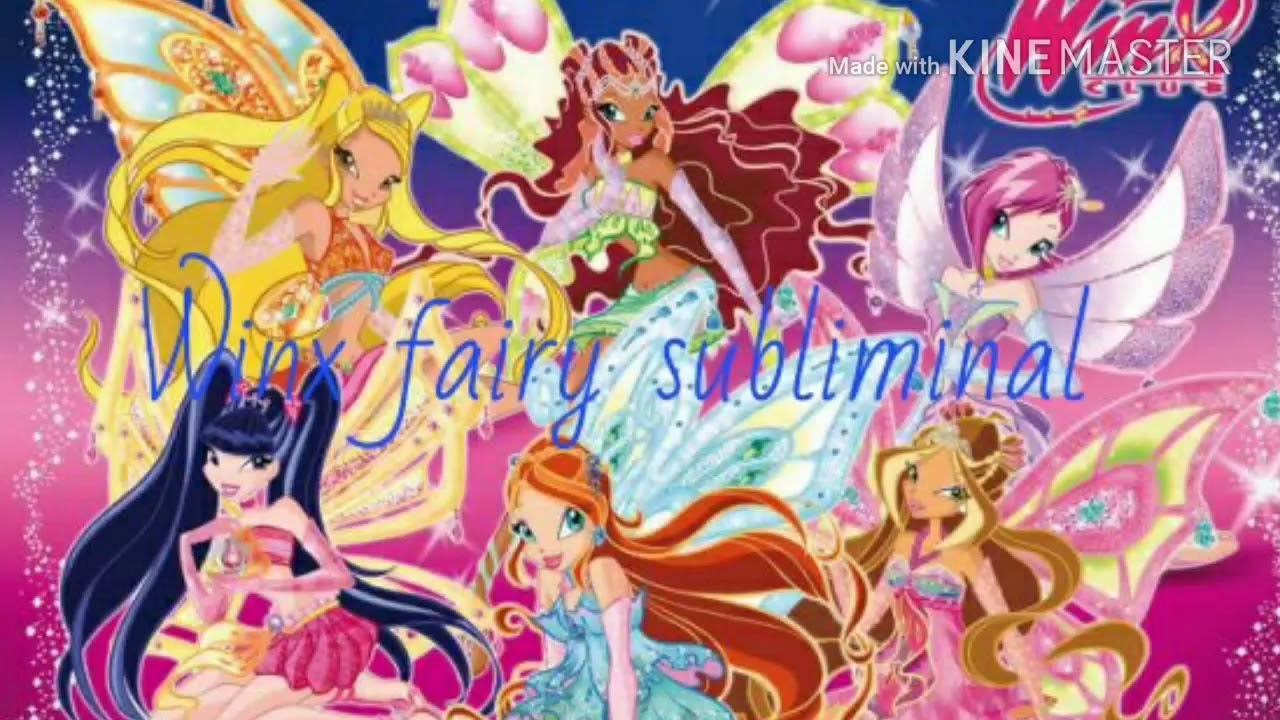 How to become a fairy Winx