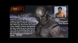 vuclip THE HOBBIT 'manu bennett' - The Making Of Azog
