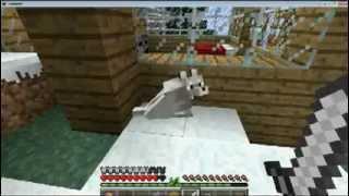 La maldicion del perro Eustaquio | Minecraft | con jeffreyson327