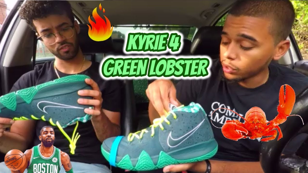 kyrie lobster shoes