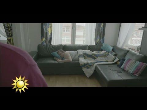 En film om förbjuden kärlek - Nyhetsmorgon (TV4)
