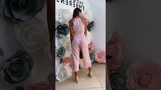 Стильный женский комбинезон 2263 в интернет-магазине одежды Emberens.com