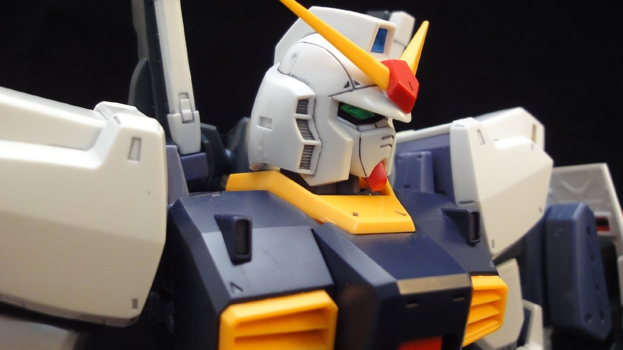 Amazing Mg Gundam Mk Ii Ver 20 Titans Review You Never Seen Before