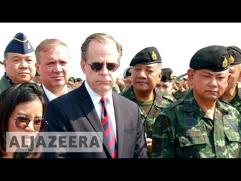 🇺🇸 🇹🇭 US, Thailand slammed for military drills with Myanmar 🇲🇲