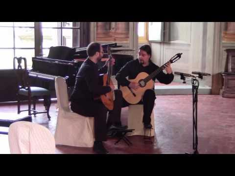 DUO CAMELIA-TORNELLO Concorso Di Musica da Camera G. Rospigliosi (Audizione)