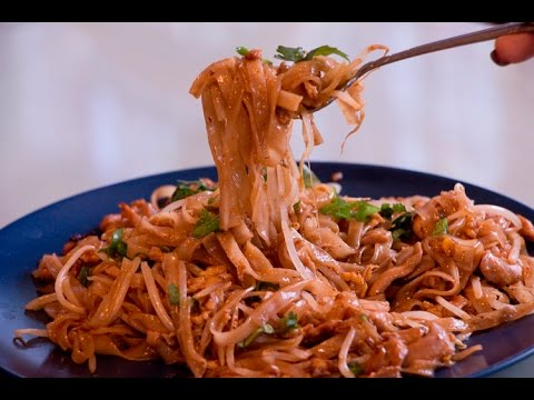 How To Make 10-minute Pad Thai