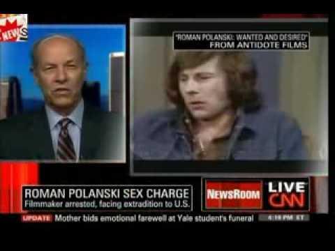 Roman Polanski Arrested In Switzerland On 70's Sex Charge